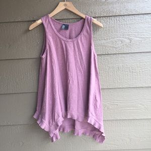 Anthropologie left of center Swingy Casual tank